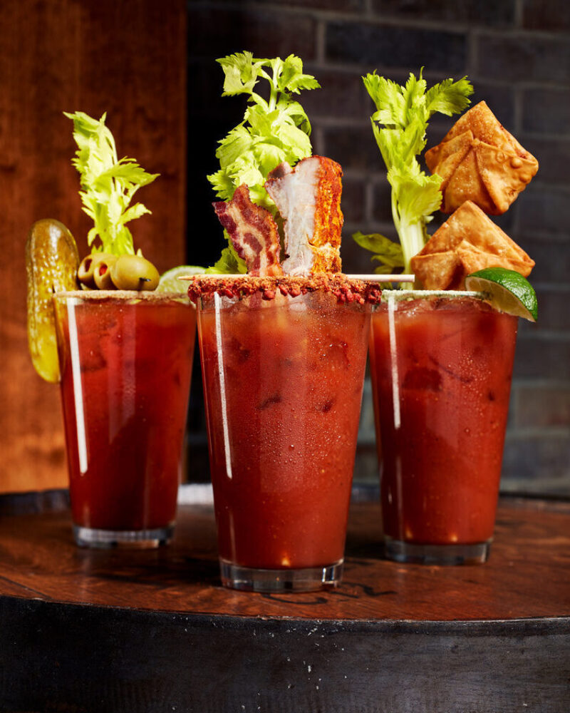 Brunch Drinks Bloody Mary 2 1
