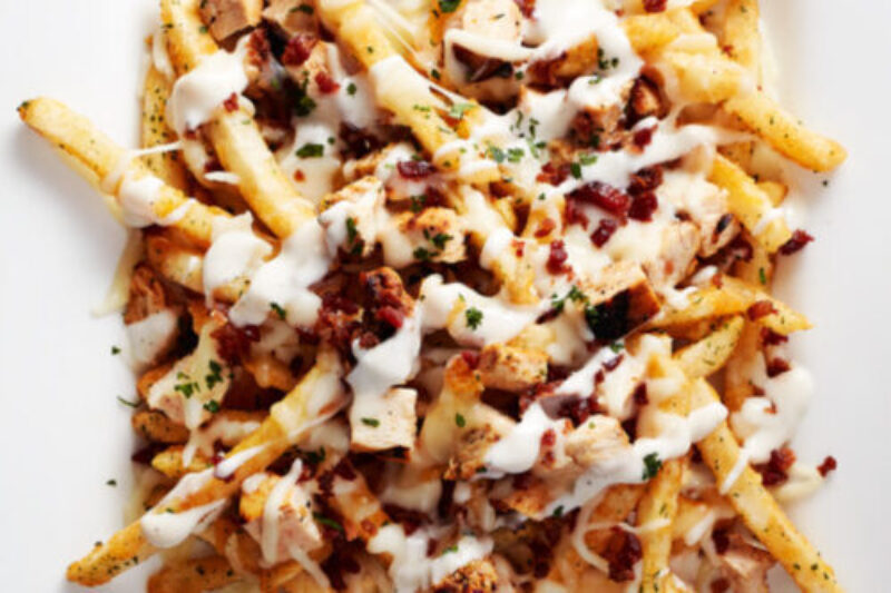Chicken Bacon Ranch Fries 500 x 500