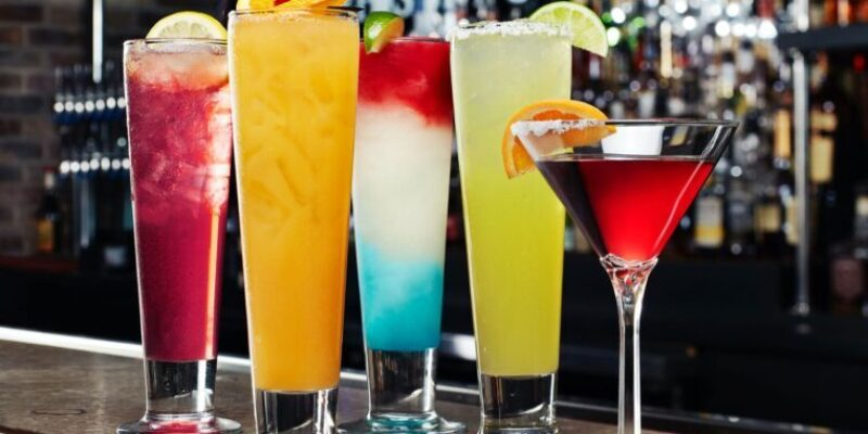 Best friday happy hour party drinks