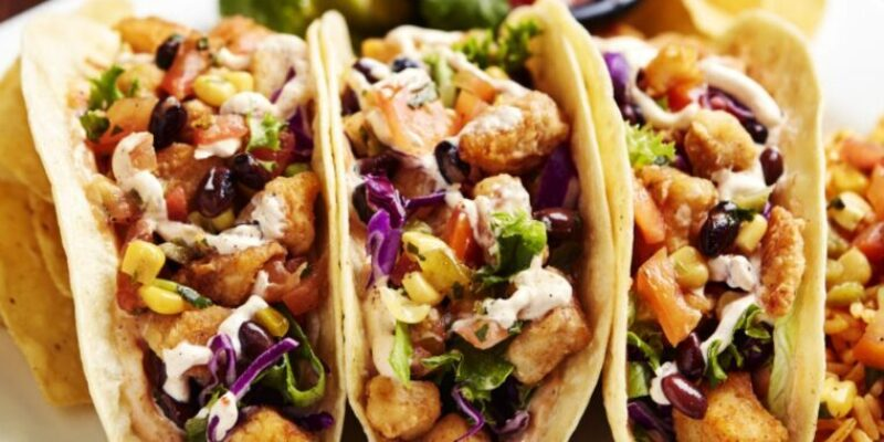 Big whiskeys sports bar menu tacos