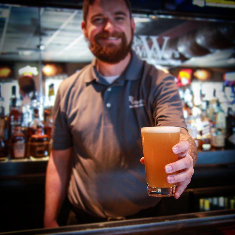 Best Happy hour bartender beer
