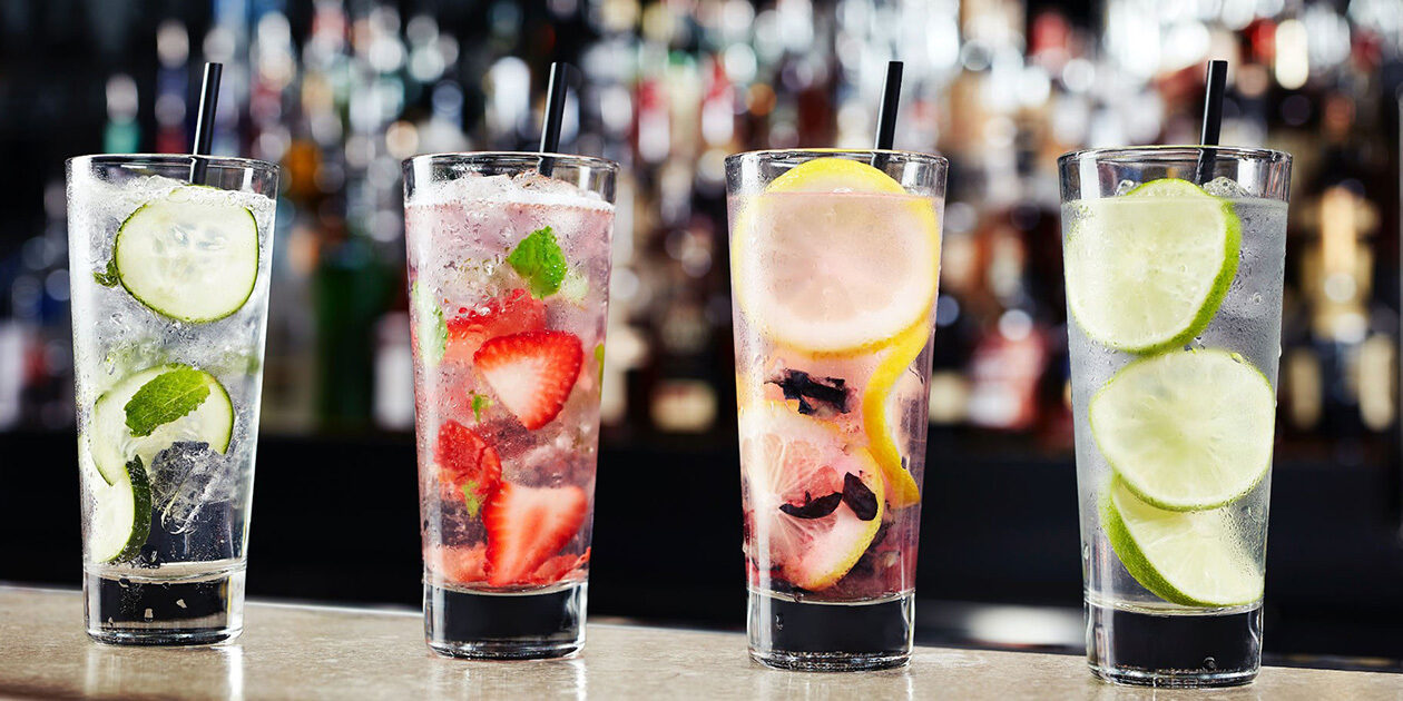 Best Friday Happy Hour Drinks Under 100 Calories