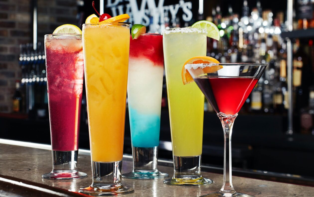 Big Whiskey's Best Happy Hour Party Drinks