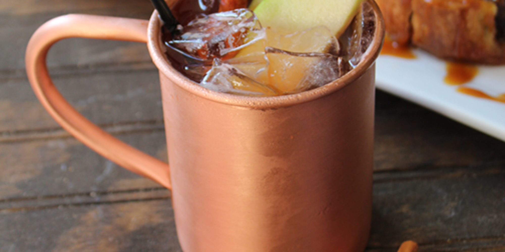 Apple Cider Irish Mule Fall Cocktail