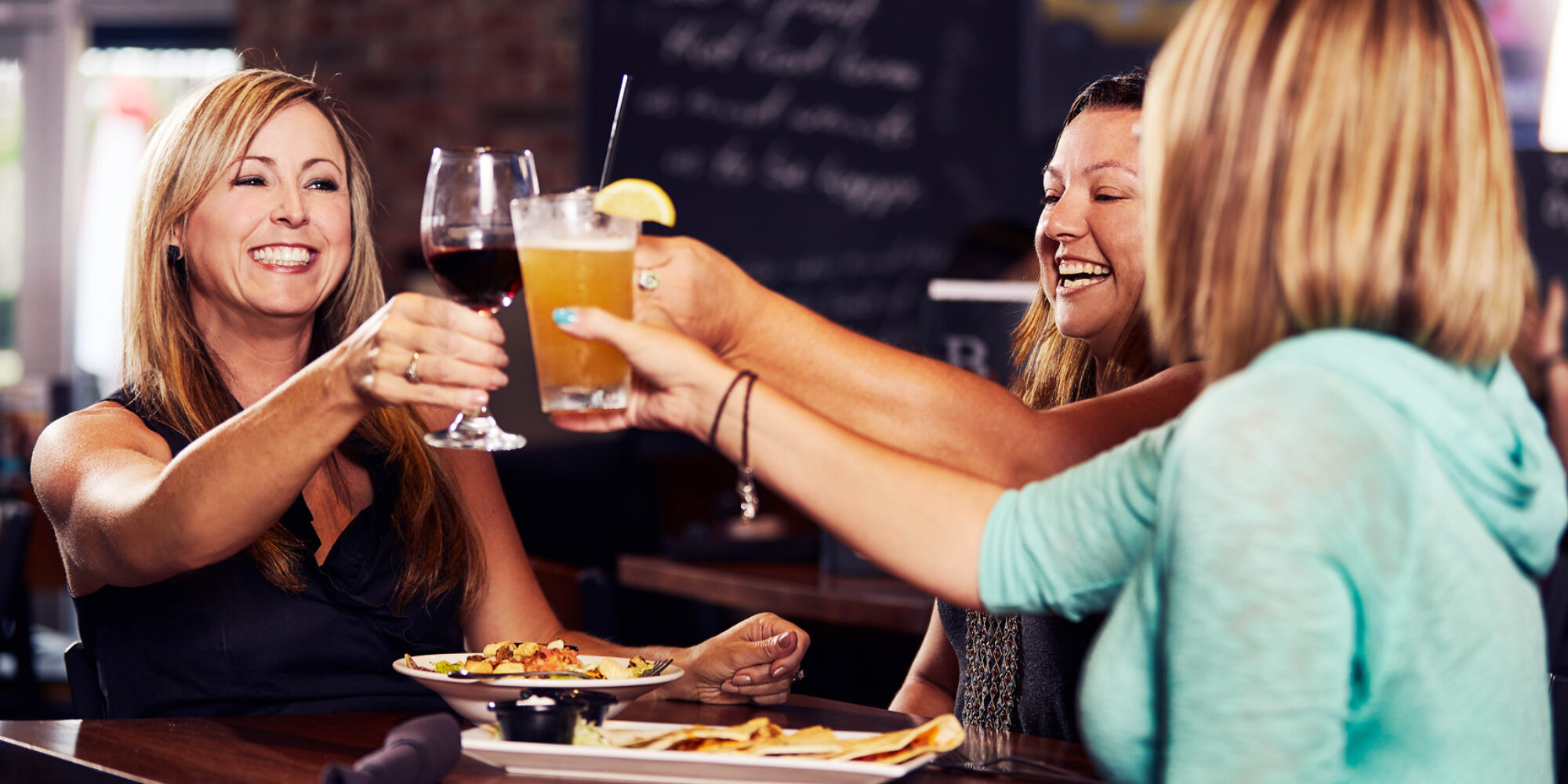 Friday happy hour Big Whiskey's American Restaurant & Bar