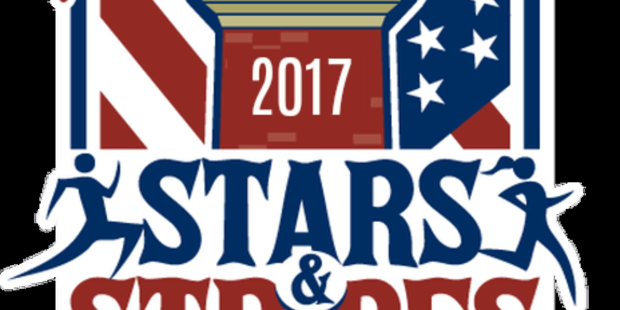 Stars and Stripes 5 K LS Banner