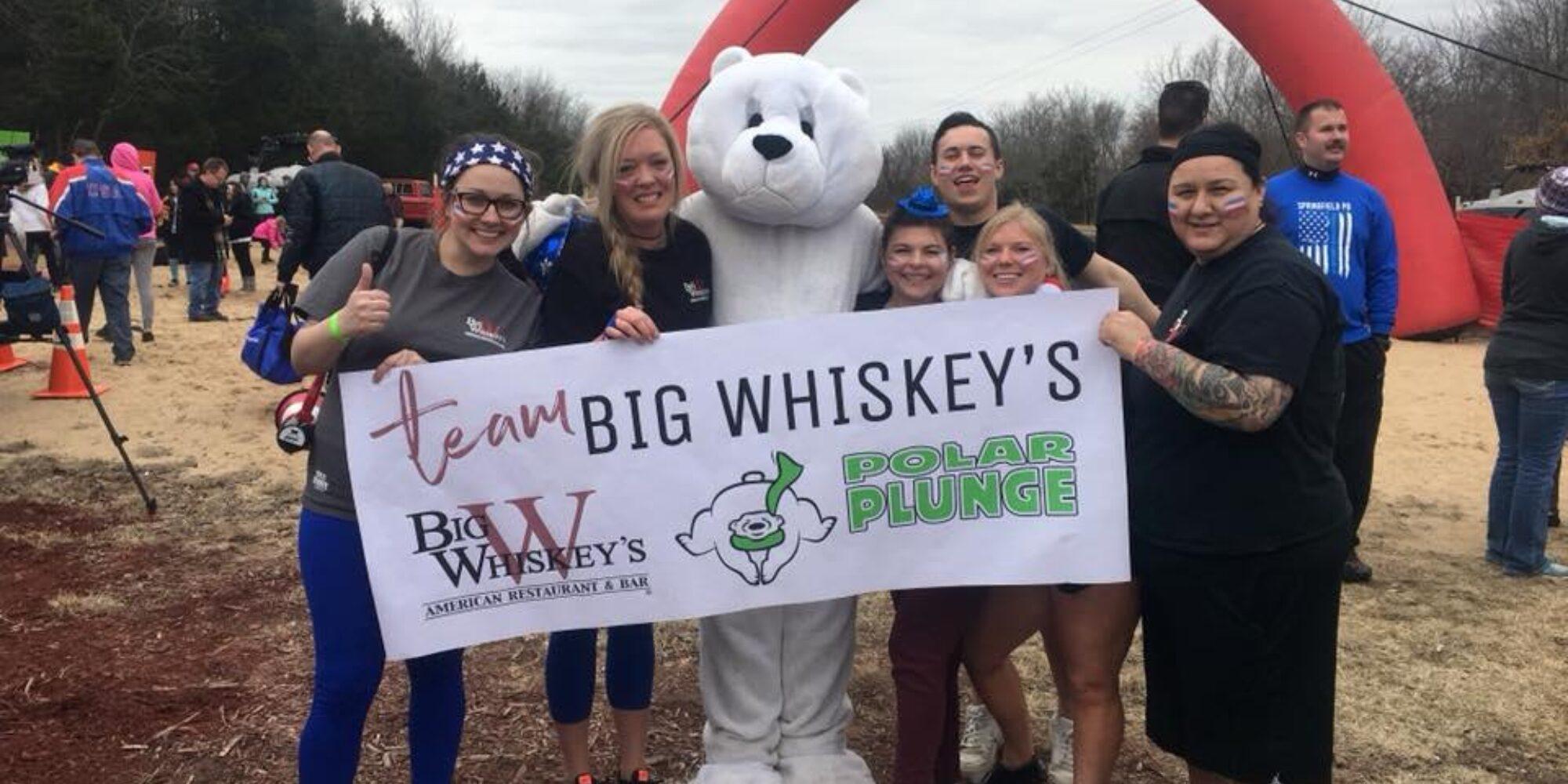 Team BW Polar Plunge 2018