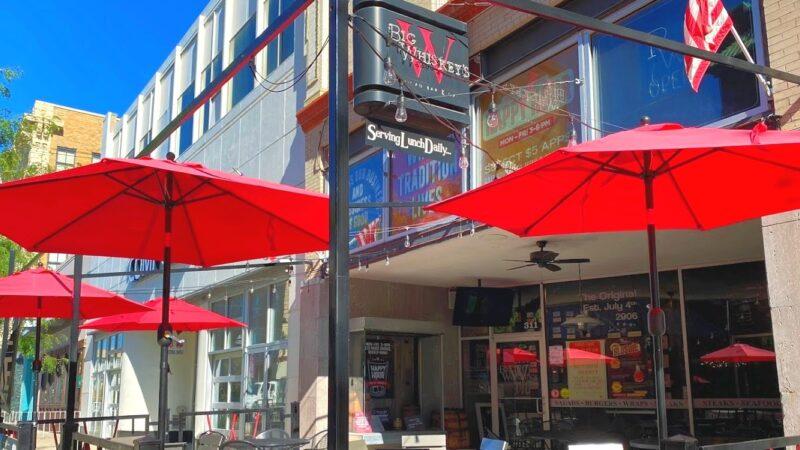 Restaurants in Springfield MO Big Whiskey's American Restaurant & Bar