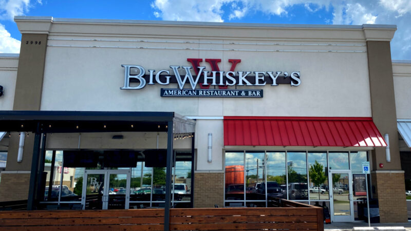 Restaurants in Siloam Springs AR Big Whiskey's American Restaurant & Bar
