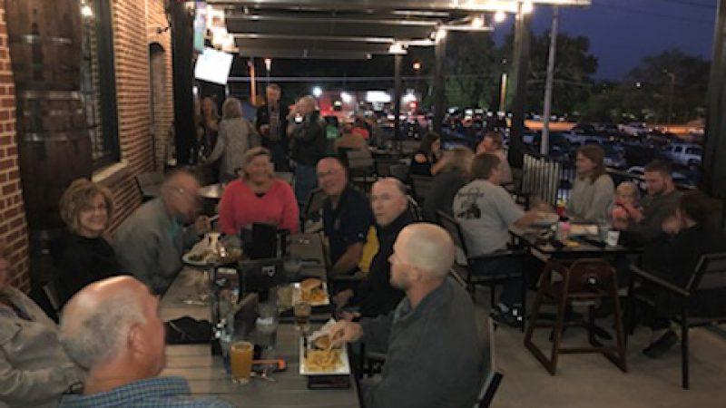 Big Whiskey's American Restaurant and Bar Jefferson City Patio
