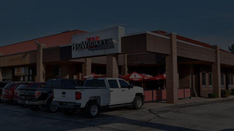 For Branson Landing restaurants, Big Whiskey's can't be beat.