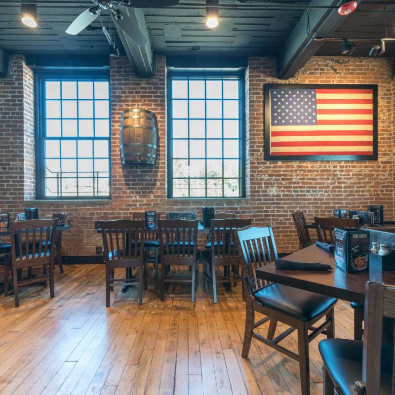American Restaurant and Bar Jefferson City Interior